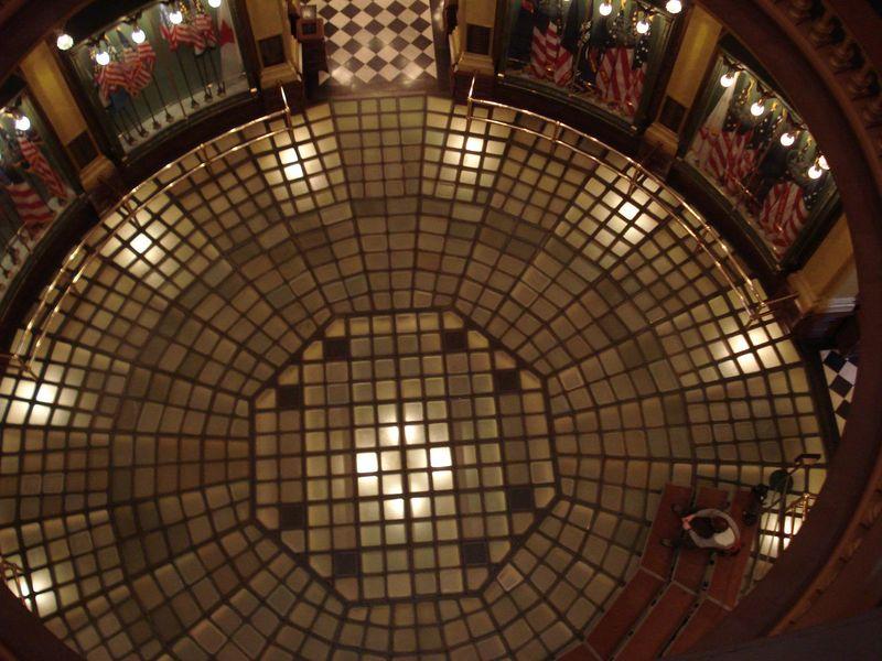 Capitol floor
