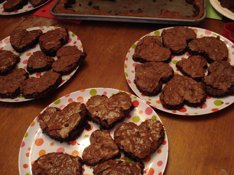 VD brownies
