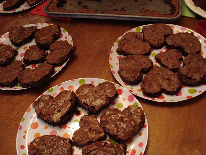 VD brownies
