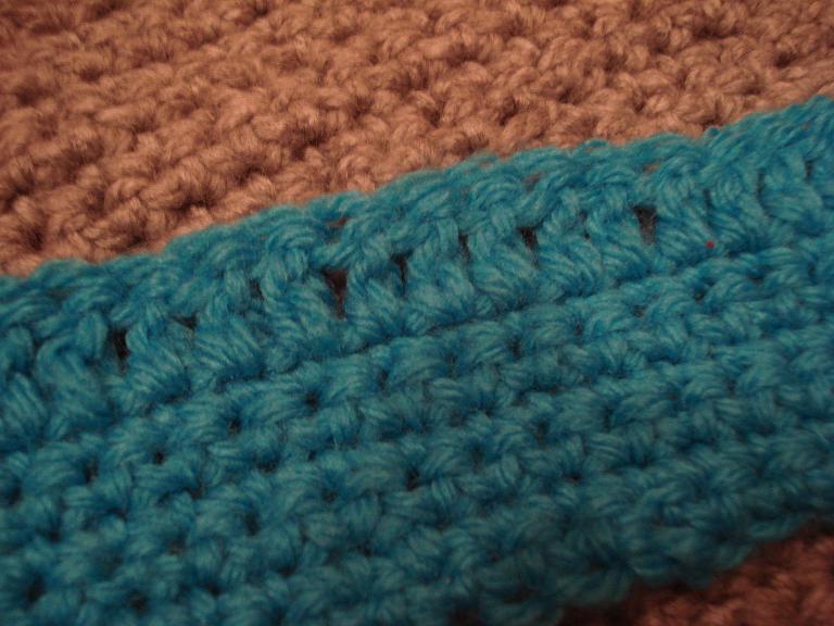 Crochet neophyte