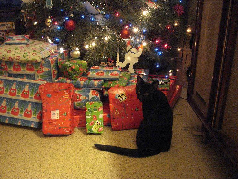 Gus and the presents