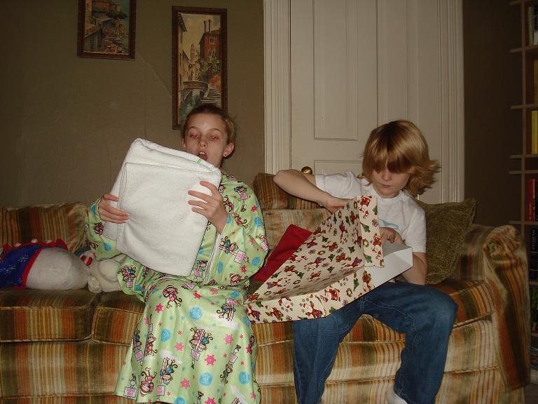 Emily towel