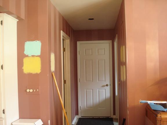 Hallway pre pain