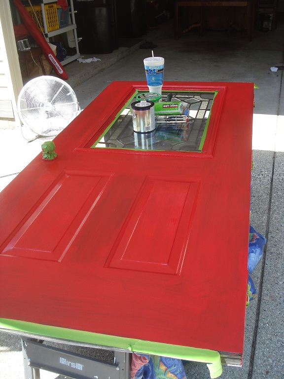 Red door 3