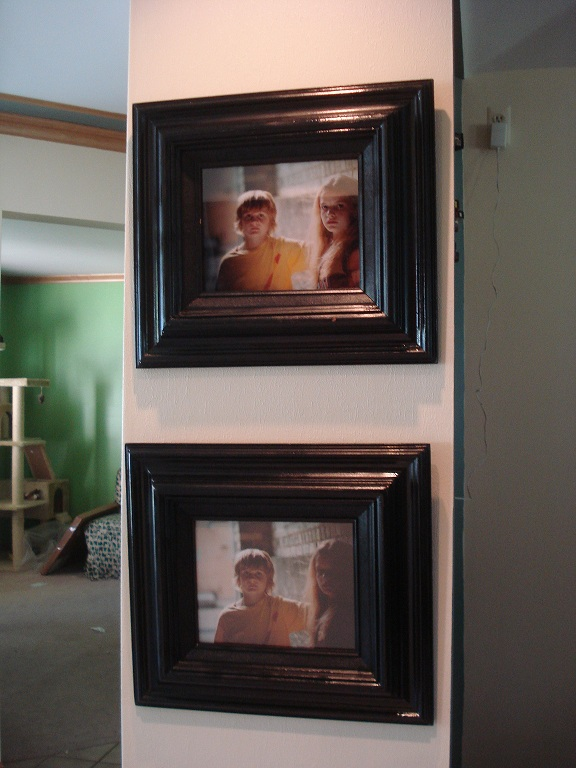 Kids custom frames