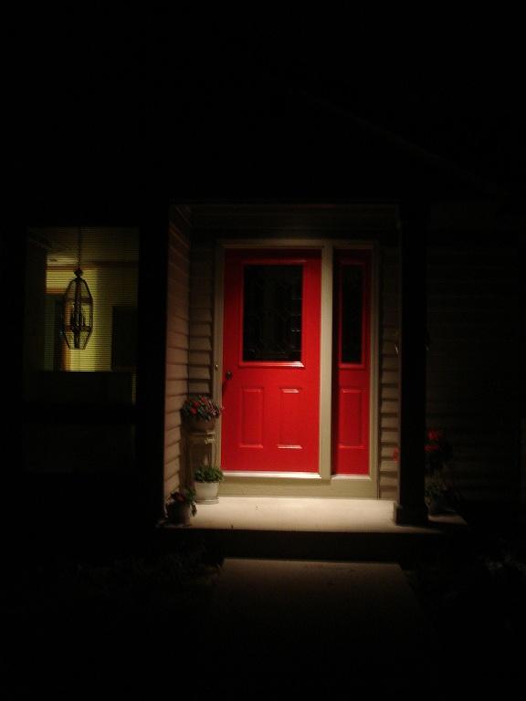 Red door 7