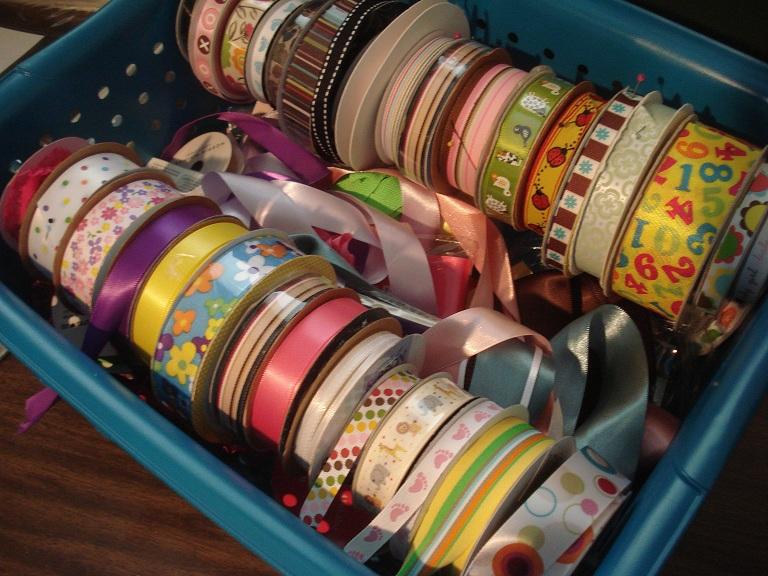 Ribbon sorter