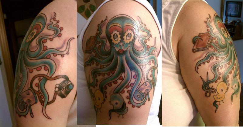 D smith octopus