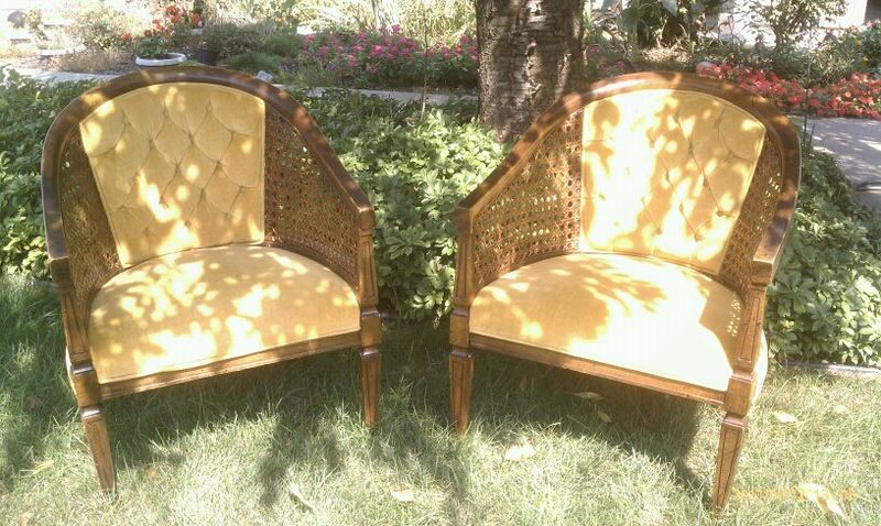 Goodwill chairs